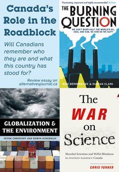 Read These 3 Books to Understand Canada's Role in the Global Climate Roadblock