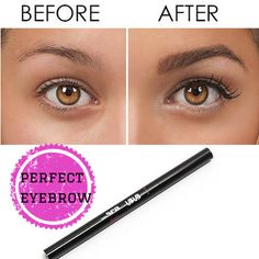 Crayon a Sourcils Longue Tenue Mineral Waterproof Eyebrow Makeup Brow time #beauty #makeup beaute-beauty.com #yeux #tips #brows #sourcils #crayon #maquillage