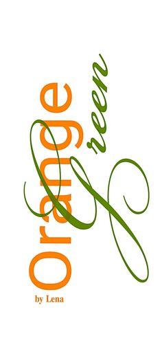 Green And Orange, Orange Color, Orange Palette, Design Inspiration, Collection