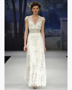 Claire Pettibone, Fall 2012 Collection- I have a feeling I like it because I'm sooo into Downton Abbey right now