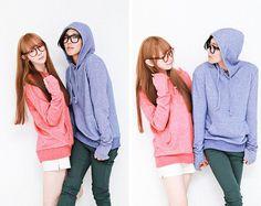 #ulzzang #couple #asian #korean #hyejoo #jiho #fashion