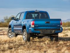 2016 Toyota Tacoma Back - http://car-pictures.info/2016-toyota-tacoma-back/