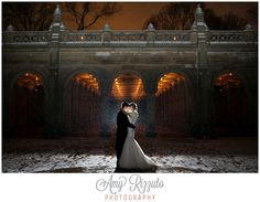Central Park Boathouse Wedding - Amy Rizzuto Photography-29. Winter wedding. Central Park.
