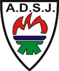 1962, AD San Juan (Pamplona, Navarra, España) #ADSanJuan #Pamplona #Navarra (L19604) Sports Clubs, Sports Logos, Pamplona, Buick Logo, Lululemon Logo, Ads, Spain, Soccer, Football