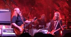 "Watch Gov't Mule and Blackberry Smoke's Killer ""Maggot Brain"" and ""In the Pines"" Encore in Ronhert Park"