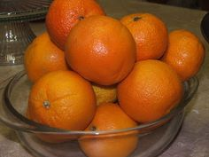 Canning Granny: Canning Oranges... and other Citrus