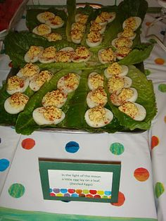 """it's me, andrea.: A """"Very Hungry Caterpillar"""" birthday party."""