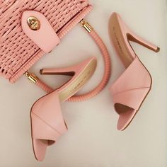 Act Like A Lady, Pinup Girl Clothing, Guys Be Like, Vintage Barbie, Girly Girl, Put On, Pretty Dresses, You Nailed It, Heeled Mules