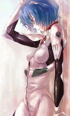 Rei Ayanami, Neon Genesis Evangelion