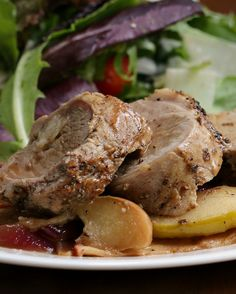 One-Pan Pork Tenderloin