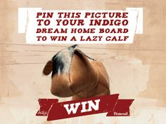 Follow and create a board named Indigo Furniture Dream Home.  Pin 10 products from our site www.indigofurniture.co.uk and add our #competition pin onto your board (hover over the image until repin appears)   use the hashtag #indigofurniture. Good Luck! #win