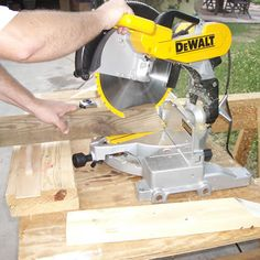 Compound Miter Saw Tune Up And Calibration Tips