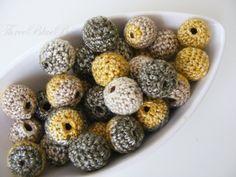 love these crochet beads!!