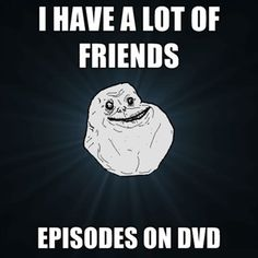 Friends Episodes on DVD haha @Jessica Wood