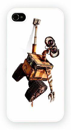 WALL-E - Climbing Cas de telephone portable pour l'iPhone 4, 4S, 4, 5S, 5C et Samsung Galaxy S4 Retour couverture rigide - pas de telephone inclus Moule en polycarbonate dur couverture arriere avec l'image imprimee comme le montreCouleur impression directe est fondu et resistant aux rayures et offre une protection aux chocs et impactsSimple et facile snap sur l'installation d'un acces complet a la camera et portsGratuit Livraison dans le monde http://niftycases.fr/wall-e---climbing