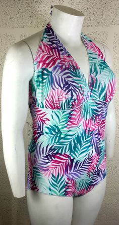 WOMENS LADIES MULTI COLOUR PLUS SIZE SWIMMING COSTUME D & E CUP in Clothes, Shoes & Accessories, Women's Clothing, Swimwear | eBay