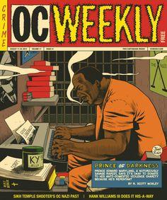 Comics Illustrator of the Week: Jim Rugg | ILLUSTRATION AGE