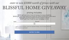 Two $1,000 E-Gift Cards & Two $500 E-Gift Cards Giveaway!  Ends: 02/12/2017 Value: $3,000.00 Eligibility: US, CA 18+ 1 Entry  Enter: http://giveawayplay.com/2017/02/06/win-two-1000-egift-cards-two-500-egift-cards-crane-canopy/