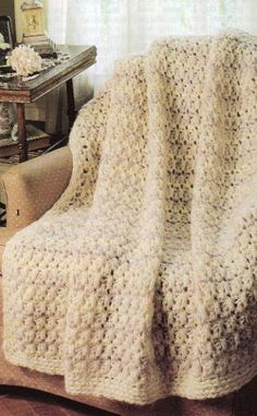 Crochet Afghan Patterns With Q Hook : 1000+ images about Crochet: Large Hook on Pinterest ...