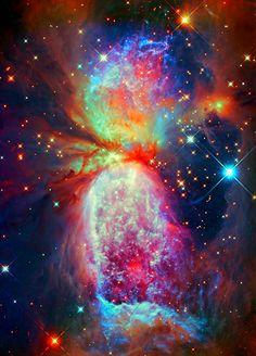 S106-IR Nebula