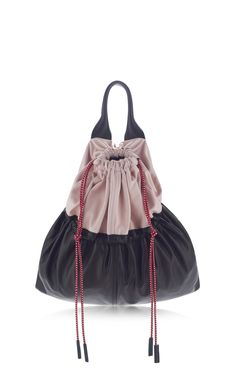4562dd0c477e Drawstring Shoulder Bag by MARNI for Preorder on Moda Operandi Backpack Bags