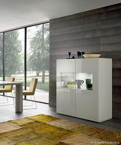 Credenze Moderne Per Sala Da Pranzo.28 Fantastiche Immagini Su Credenza Moderna Arredamento