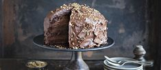 Mary Berry, Christmas Kitchen, Let Them Eat Cake, Allrecipes, Food To Make, Berries, Goodies, Baking, Desserts