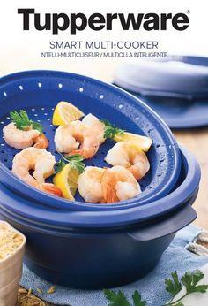 New Tupperware Smart Multi Cooker