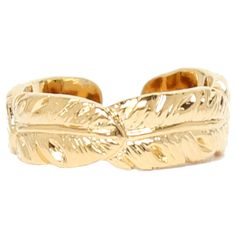 Bague Feather (Alexandra Margnat)