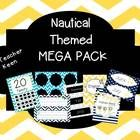 Classroom decor and teacher binder MEGA PACK!! Over 350 pages of organization and decor items! Remember to follow to get updates on products and fr...