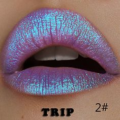 1Pcs 6 Color New Shimmer Crushers Lipstick Lip Topper Holographic Fashion Easy To Wear Makeup Cosmetic For Women 40Ml 5566154 2017 – $5.55