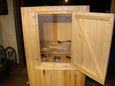 Smoke Shack Build – cold smoker (Part 1)