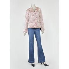 Asian Style Brocade Jacket • Vintage 80s Blazer • Paisley Suit Jacket • Pale Pink Burgundy Plum • Floral Jacket • 1980s Floral Blazer (Medium-Size 8)  #vintage #jacket #blazer #brocade #fashion #style #blazers #jackets #suitjacket #paisley #floraljacket #vintageclothing #clothing #vintagefashion #vintagestyle #80s #1980s #brocadejacket #vintageshop #80sclothing #80svintage #80sfashion #pink #burgundy #professional #eveningwear #floral #womensclothing #womensfashion