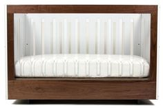 This is the crib we chose!  Made in America by Spot on Square, eco friendly and ohhhh so stylish.  It is going to make our nursery!
