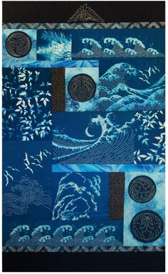Making Waves Quilt by Sylvia Pippen