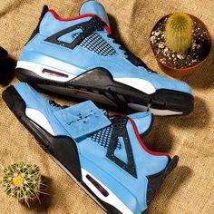 low priced 9fddd bfe01 Air Jordan IV  Cactus Jack  Jordan 4, Jordan Retro 4, Jordan Shoes