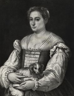 Tintoretto Portrait of a Woman 1565 - Google Search