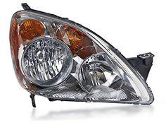 Honda CRV Headlight Oe Style Japan Built Headlamp Right Passenger Side ** For more information, visit image affiliate link Amazon.com