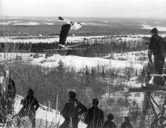 Unknown. Probably Upper Midwest of the US. #ski #freeride #snow #ekosport #mountain #winter #skiing #freestyle #outdoor #activity #freshair #pure #ekosport.fr #skiwear
