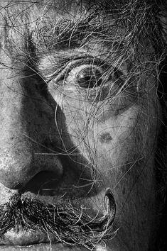 Salvador Dali by Jordi Socias, 1979 #artiststudio