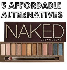 5 Urban Decay Naked Palette Dupes