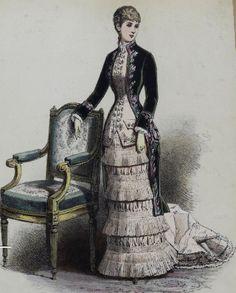 https://neverlight.com/~madame.s/Victorian%20dresses/frock%20coat%20dress%20pink%20and%20black.jpg
