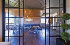 High Tech Office / Sticks and Stones