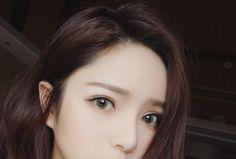 14.2Mm Big Eyes Coloured Contact Lenses Makeup Fringe Series Green