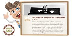Vedem cine a fost Stanley Milgram, cum a pregătit experimentul din 1963 (devenit experimentul Milgram) și ce factori influențează obediența. Psychology, Cats, Frame, Decor, Psicologia, Picture Frame, Gatos, Decoration, Cat