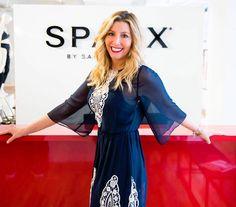 ¿Por qué Sara Blakely, fundadora de Spanx, es tan exitosa?