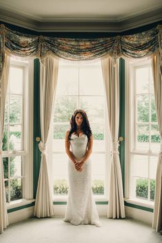 Veronica and Matt chose a private garden wedding to celebrate their marriage. Captured by Oli Sansom Photography, they planned it in just seven weeks Private Garden, Veronica, Garden Wedding, Marriage, Weddings, Celebrities, Wedding Dresses, Photography, House