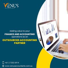 Planning to outsource accounting services? your search ends here! We at Venus Accountants, add value to your finance and accounting operations.  For more details, please call us on 📞 +61 2 7202 6914  #VenusAccountants #OutsourceAccounting #AccountingFirm #AccountingServices #Australia #BookkeepingServices #TaxationServices #OffshoreAccounting #SMSF #PayrollOutsourcing Bookkeeping Services, Accounting Services, Growing Your Business, Venus, Finance, Australia, Ads, How To Plan, Search