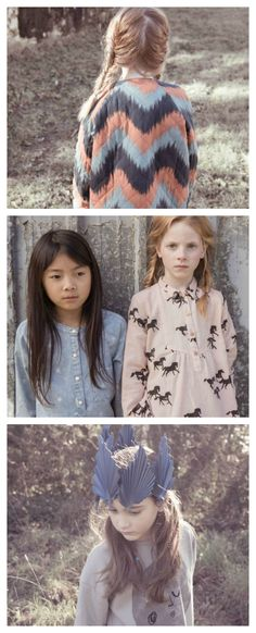 Bobo Choses AW15 - clothes for girls