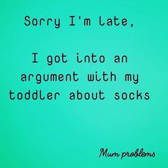 Toddler Arguments #parentinghumor